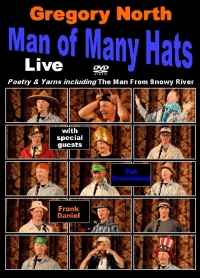 Man of Many Hats DVD
